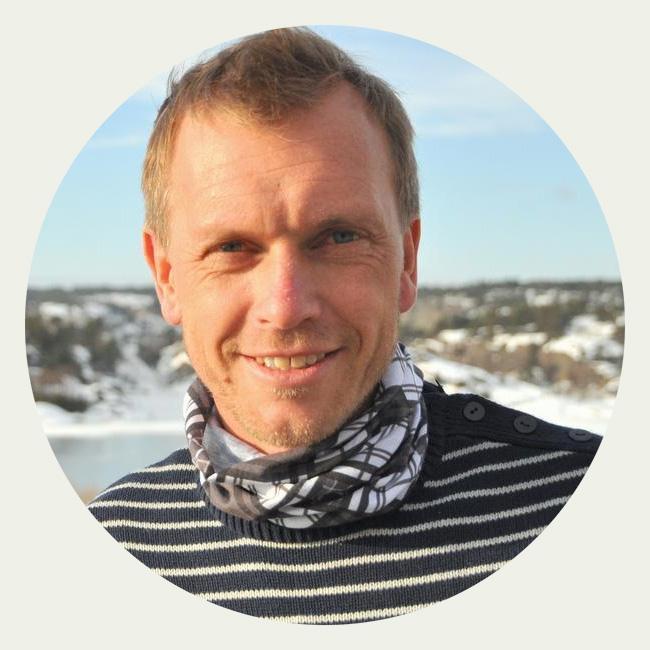 Portrett Morten